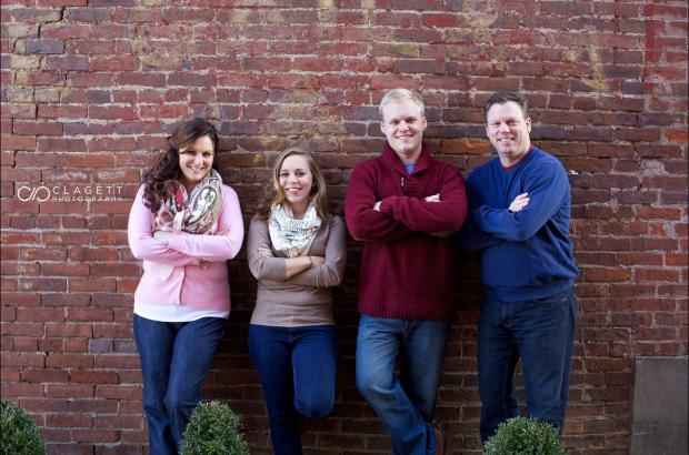 Picture of the Koeneman Family